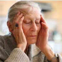 болезнь Альцгеймера, старики