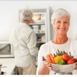 менопауза, здоровое питание,