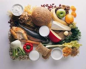 полезное питание, полезные продукты