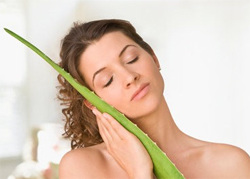 косметология, растения