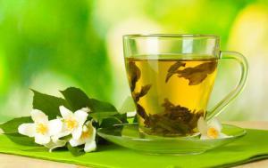 зелёный чай, полезные свойства