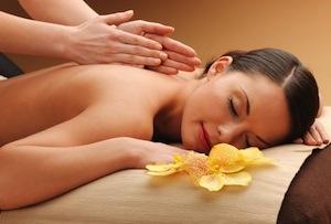 массаж, полезные свойства