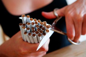 курение, организм, здоровье