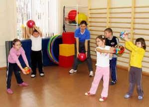 упражнения для дошкольников, дети, детский сад