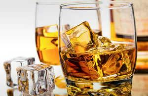 виски, спиртное