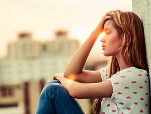 неуверенность, настроение, грусть, печаль