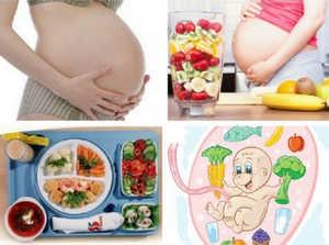 диета при беременности