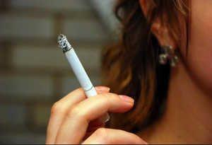 курение, сигарета