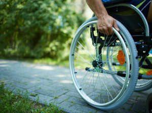 инвалидность, коляска
