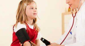 Гипертонический криз у ребенка, давление