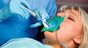 пародонтоз, стоматология