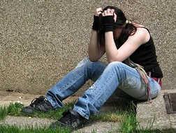 подросток, конфликт, стресс